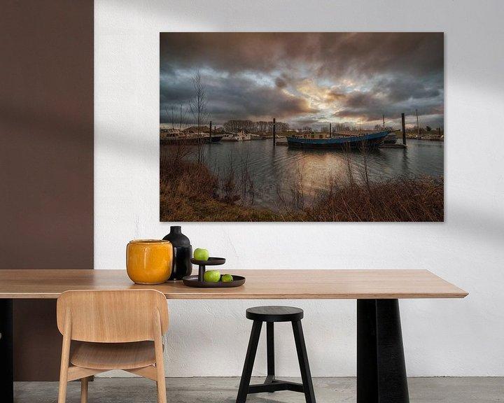 Sfeerimpressie: Haven van Moetwil en van Dijk - Fotografie