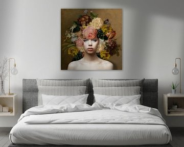 The Painters Muse - Part Trois von Marja van den Hurk