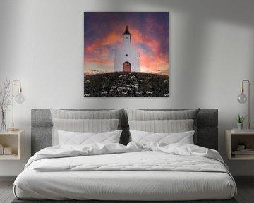 Das Haus Gottes von Digitale Schilderijen