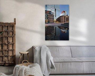 De Rotterdam van achteren van Prachtig Rotterdam