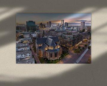 Laurenskerk van Prachtig Rotterdam