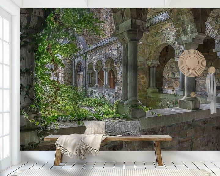 Beispiel fototapete: Blick durch 2 von Marian van der Kallen Fotografie