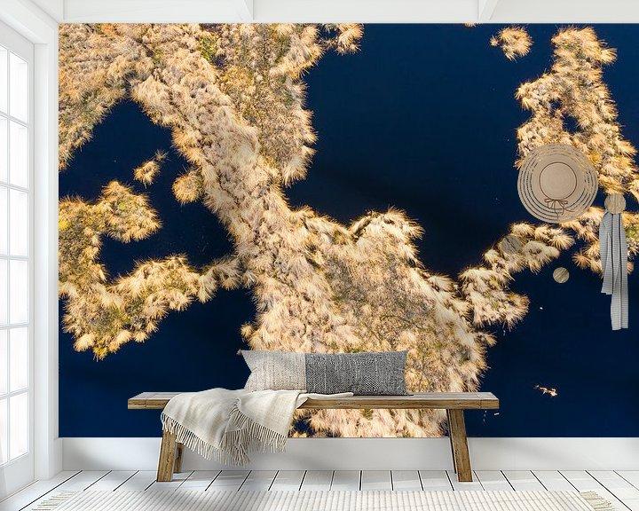 Sfeerimpressie behang: De kunst van de natuur van Jeroen Kleiberg