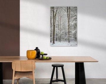 Winterwald von Danielle Bosschaart