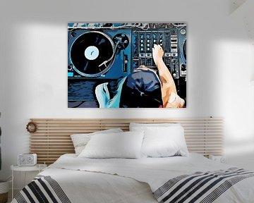 DJ-Musik-Set #dj von JBJart Justyna Jaszke