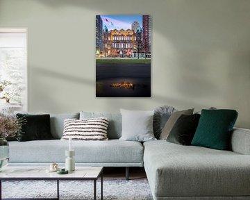 Hotel New York van Prachtig Rotterdam