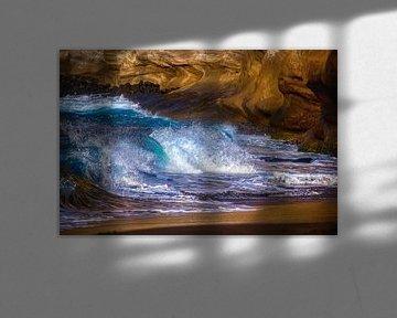 Waves van Myrna's Photography
