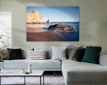 Praia Dona Ana (Algarve, Portugal) sur Alexander Voss
