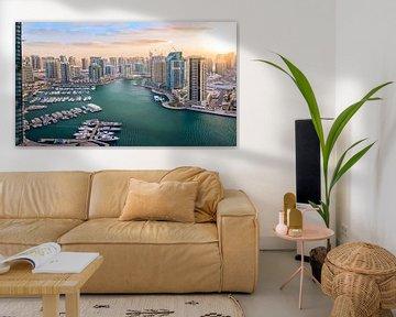 Dubai Marina van Dieter Meyrl