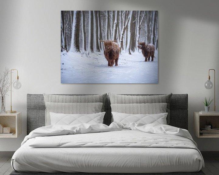 Sfeerimpressie: Koude koeien van Pascal Raymond Dorland