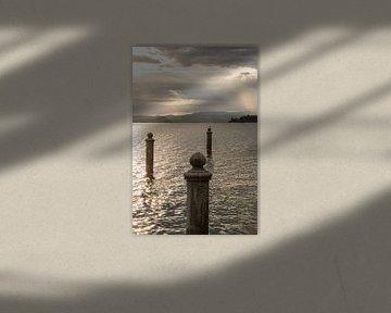 Poller am Gardasee von Denis Feiner