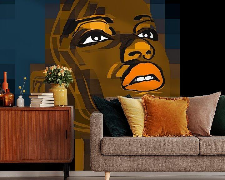 Sfeerimpressie behang: Colors van True Color Stories