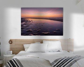 Zonsondergang. van Corné Ouwehand