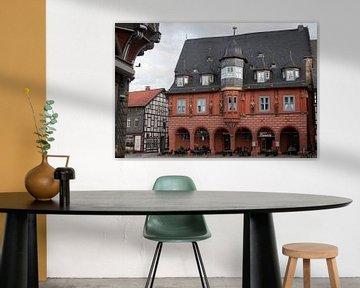 Goslar - Marktplatz von t.ART