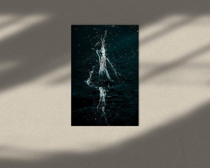 Beispiel: Wasser von Stephan Zaun