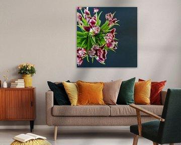 Stilleven Gedroogde Tulpen Kunst van Part of the vision