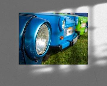 Koplamp van een Trabant 601 Oldtimer van Animaflora PicsStock