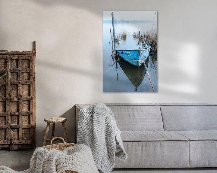 Sfeerimpressie: De blauwe boot van Max ter Burg Fotografie