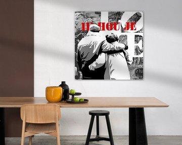 Famous Love couples - 'Oudjes' van Jole Art (Annejole Jacobs - de Jongh)