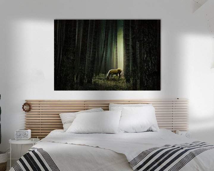 Beispiel: Stille im Wald von annemiek groenhout