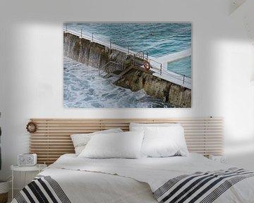 Ozean-Bäder von Sven Wildschut