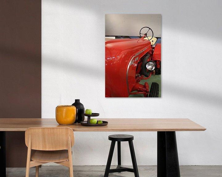 Beispiel: Porsche Allgaier Diesel AP 22 Traktor von Marvin Taschik