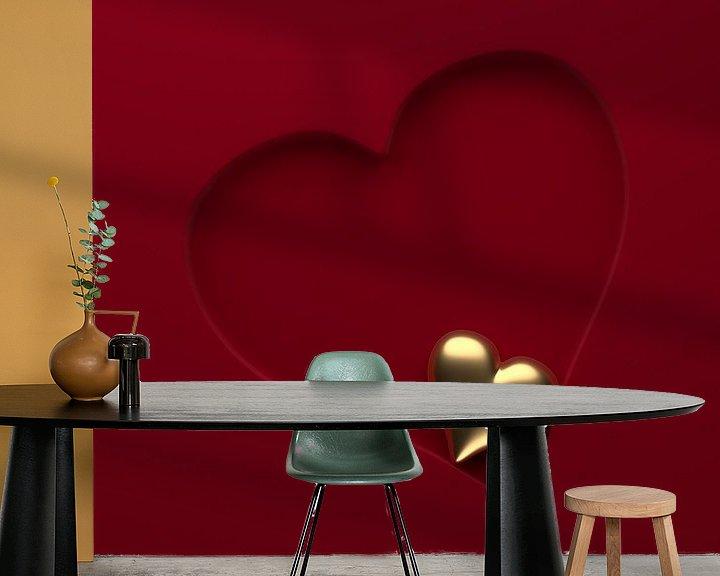 Impression: Coeur dans le coeur 2 sur Jörg Hausmann