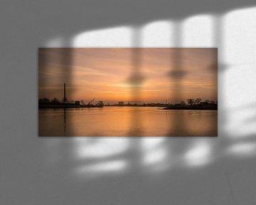 Ravenswaaij skyline van Moetwil en van Dijk - Fotografie