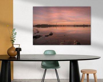 Ravenswaaij voor zonsopkomst van Moetwil en van Dijk - Fotografie