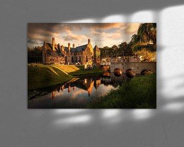 Schloss Radboud von Dick Portegies