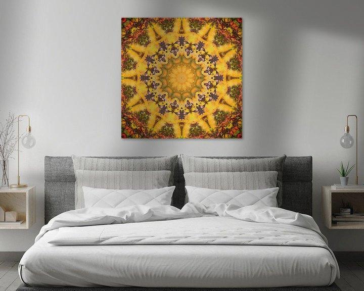 Impression: Soleil Orange sur Frans Blok