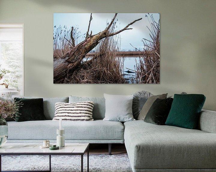 Sfeerimpressie: Nederland waterland van Annieke Slob