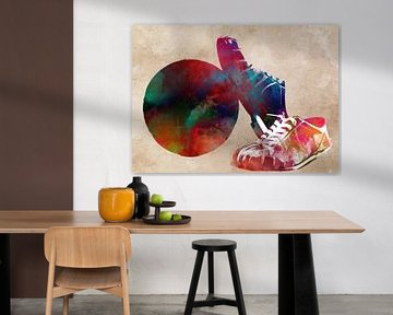 Bowling Sport Kunst #Bowling #Sport von JBJart Justyna Jaszke