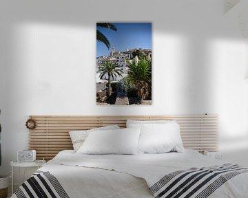 Ibiza-Stadt - Altstadtviertel Dalt Vila von t.ART