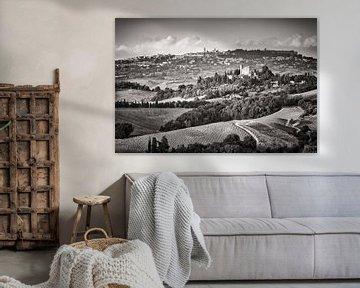 Toscane - Val di Cecina van Alexander Voss
