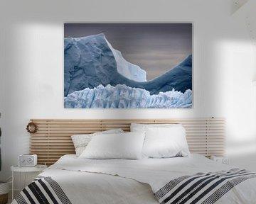 Landschap Antarctica van Maurice Dawson