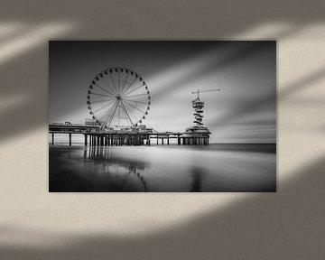 Scheveningen Pier van Hans Soowijl