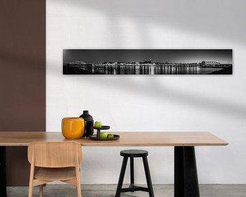 Panorama Nijmegen 2021 von Henk Kersten