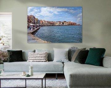 Crète - La Canée sur t.ART