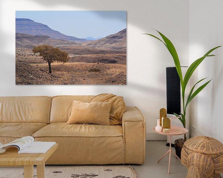 Sfeerimpressie: In the middle of nowhere in Namibië van JTravel