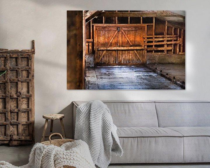 Sfeerimpressie: Boerenschuur van Lennart Aangeenbrug