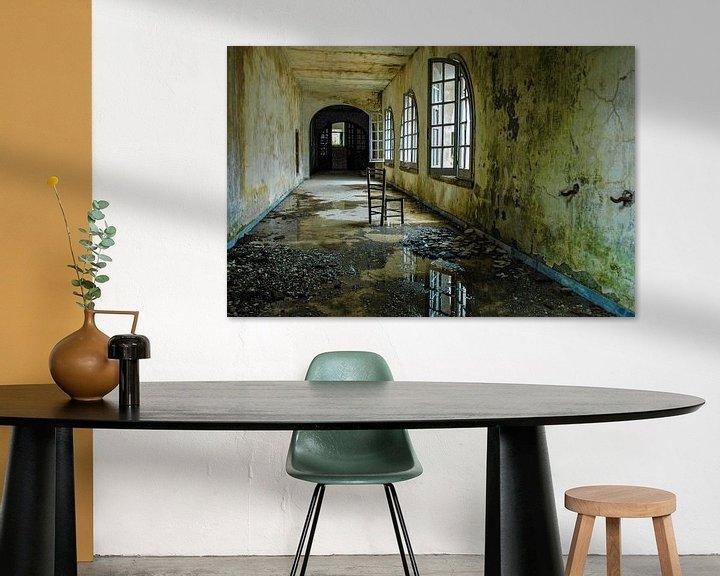 Beispiel: Saal im Kloster von Heleen Sloots