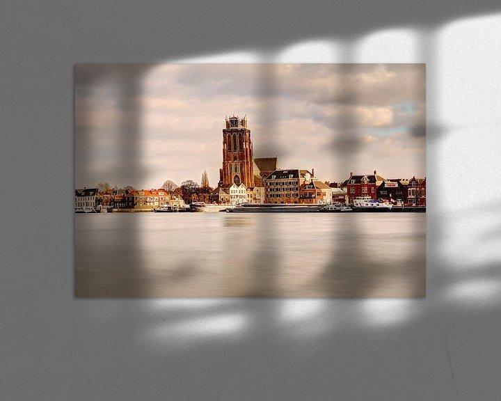 Sfeerimpressie: Grote Kerk Dordrecht van Sonia Alhambra Mosquera