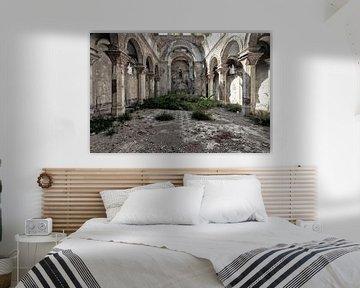 Verfall Kirche 2 von Kirsten Scholten