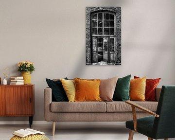 Blaue Türen 2 von Kirsten Scholten