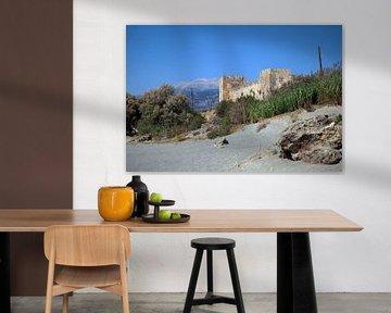 Vesting Frangokastello (Kreta) van t.ART