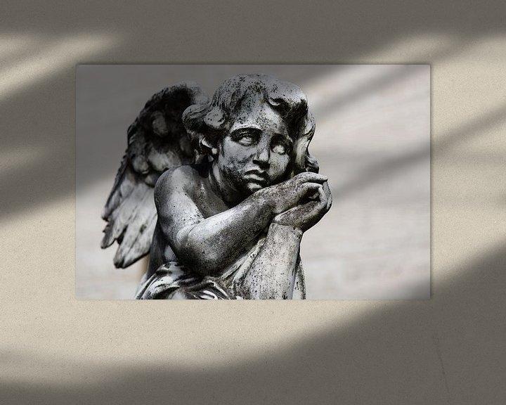 Sfeerimpressie: Kleine Engel van Karen Havenaar