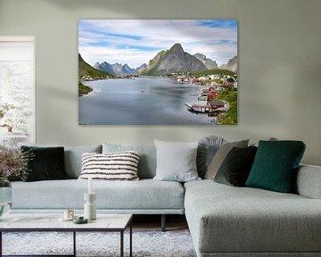 Reine Noorwegen van Dirk Sander