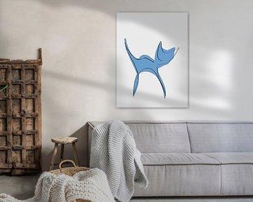 Blue Cat von Pa. Wowitto