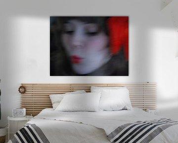 De kus van Annemie Hiele